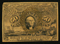 Fractional Currency:Second Issue, Fr. 1320 50¢ Second Issue About New.. ...
