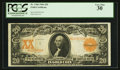 Large Size:Gold Certificates, Fr. 1186 $20 1906 Gold Certificate PCGS Very Fine 30.. ...