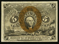 Fractional Currency:Second Issue, Fr. 1233 5¢ Second Issue Extremely Fine.. ...