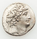 Ancients:Greek, Ancients: SELEUCID KINGDOM. Antiochus VIII Epiphanes-Grypus(121/0-97/6 BC). AR tetradrachm (16.21 gm)....