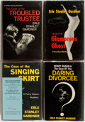 Books:Mystery & Detective Fiction, [Erle Stanley Gardner]. Four First Editions in the Perry Mason Mystery Series. New York: William Morrow [1955, 1959, 1964, 1... (Total: 4 Items)
