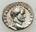Ancients:Roman Imperial, Ancients: Vespasian (AD 69-79). Lot of three (3) AR denarii....(Total: 3 items)