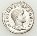 Ancients:Roman Imperial, Ancients: Maximus, as Caesar (AD 235-238). AR denarius (3.14gm)....