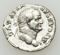 Ancients:Roman Imperial, Ancients: Vespasian (AD 69-71). Lot of three (3) AR denarii....(Total: 3 items)