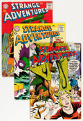 Silver Age (1956-1969):Science Fiction, Strange Adventures Group (DC, 1959-64) Condition: Average VG/FN.... (Total: 18 Comic Books)