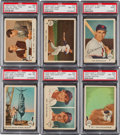 "Baseball Cards:Sets, 1959 Fleer Ted Williams Complete Set (80) - With NM-MT ""Ted Signs for 1959."" ..."