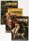 Silver Age (1956-1969):Adventure, Phantom #1-8 Group (Gold Key, 1962-64) Condition: Average VG/FN.... (Total: 8 Comic Books)