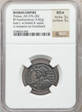 Ancients:Roman Imperial, Ancients: Probus (AD 276-282). Æ antoninianus (25mm, 3.82 g,6h). ...