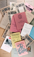 Books:Books about Books, [Auction Catalogs]. Group Lot of Miscellaneous Auction Catalogs. Very good. ...