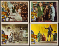 "Stairway to Heaven (Universal International, 1946). Lobby Cards (4) (11"" X 14""). Fantasy. ... (Total: 4 Items)"