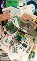 Books:Periodicals, Group Lot of Miscellaneous Periodicals. Various publishers anddates. Very good. ...