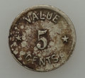 Colombia, Colombia: Token San Andres Island near Colombia and Nicaragua and Panama,. ...