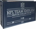 Football Collectibles:Others, NFL Team Emblem Patch Collection Lot of 18. Officially-licensed collection of team patches includes a total of 18, with ent...