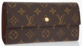 Luxury Accessories:Accessories, Louis Vuitton Classic Monogram Canvas Porte-Tresor InternationalWallet. ...
