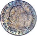 Early Half Dimes, 1795 H10C MS65 PCGS. CAC. V-5, LM-8, R.3. ...