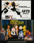 "Movie Posters:Animation, Family Guy: It's a Trap & Others Lot (20th Century Fox, 2010).DVD Posters (6) (11"" X 17"" & 13"" X 19"") & TelevisionPosters ... (Total: 8 Items)"