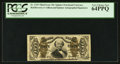 Fractional Currency:Third Issue, Fr. 1329 50¢ Third Issue Spinner PCGS Very Choice New 64PPQ.. ...