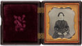 Photography:Daguerreotypes, Early Photography: Daguerreotype of Young Woman....