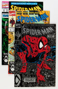 Modern Age (1980-Present):Superhero, Spider-Man #1-98 Near Complete Range Plus Group (Marvel, 1990-98)Condition: Average NM.... (Total: 106 Comic Books)