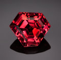 Gems:Faceted, FINE GEMSTONE: ELBAITE TOURMALINE - 5.34 CT.. Madagascar....