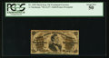 Fractional Currency:Third Issue, Fr. 1299 25¢ Third Issue PCGS About New 50.. ...