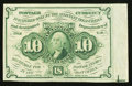 Fractional Currency:First Issue, Fr. 1242 10¢ First Issue Gem New.. ...