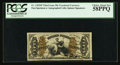 Fractional Currency:Third Issue, Fr. 1355SP 50¢ Third Issue Justice PCGS Choice About New 58PPQ.. ...