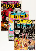 Silver Age (1956-1969):Horror, Tales of the Unexpected Group (DC, 1960-64) Condition: AverageFN.... (Total: 13 Comic Books)