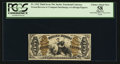 Fractional Currency:Third Issue, Fr. 1362 50¢ Third Issue Justice PCGS Apparent Choice About New 58.. ...