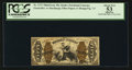 Fractional Currency:Third Issue, Fr. 1373 50¢ Third Issue Justice PCGS Apparent About New 53.. ...
