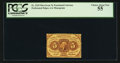 Fractional Currency:First Issue, Fr. 1229 5¢ First Issue PCGS Choice About New 55.. ...