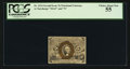 Fractional Currency:Second Issue, Fr. 1234 5¢ Second Issue PCGS Choice About New 55.. ...