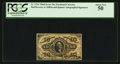 Fractional Currency:Third Issue, Fr. 1254 10¢ Third Issue PCGS About New 50.. ...