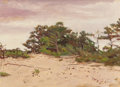 Fine Art - Painting, American:Modern  (1900 1949)  , ROBERT HALE IVES GAMMELL (American, 1893-1981). Cape Cod,circa 1928. Oil on paperboard. 11 x 15 inches (27.9 x 38.1 cm)...