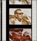 "Movie Posters:Miscellaneous, Sam Peckinpah's West: A Study of the Filmmaker (KPFK, 1969).Plastic Radio Posters (2) (27.25"" X 30.25""). Miscellaneous.. ...(Total: 2 Items)"