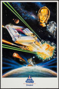 "Movie Posters:Science Fiction, Star Tours (Disney, 1986 & 1987). Posters (2) (18"" X 24"" &20"" X 30""). Science Fiction.. ..."