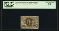 Fractional Currency:Second Issue, Fr. 1249 10¢ Second Issue PCGS Choice About New 55.. ...