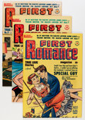 Silver Age (1956-1969):Romance, First Romance File Copies Group (Harvey, 1950-57) Condition:Average FN+.... (Total: 42 Comic Books)