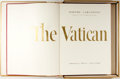 Books:Art & Architecture, Jerome Carcopino. The Vatican. New York: Abradale Press, [1960]. Gorgeous full page color and black and white photog...