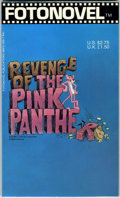 Books:Vintage Paperbacks, Revenge of the Pink Panther Paperback (Fotonovel, 1979) Condition:NM-....