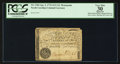 Colonial Notes:North Carolina, North Carolina April 2, 1776 $1/2 Monogram with toothed border ofradial lines PCGS Apparent Very Fine 30.. ...
