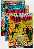 Silver Age (1956-1969):Horror, Tales of the Unexpected Group (DC, 1961-73) Condition: AverageFN+.... (Total: 20 Comic Books)