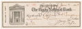 "Autographs:U.S. Presidents, Two Presidential Signed Items including: William H. Taft Check Signed. 8.25"" x 3"". Drawn on The Riggs National Bank to T... (Total: 2 Items)"
