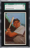 Baseball Cards:Singles (1950-1959), 1953 Bowman Color George Kell #61 SGC 96 Mint 9 - Pop One, theFinest SGC Example! ...