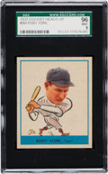 Baseball Cards:Singles (1930-1939), 1938 Goudey Rudy York #260 SGC 96 Mint 9 - The Finest SGC Example!...