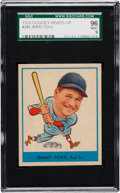 Baseball Cards:Singles (1930-1939), 1938 Goudey Jimmy Foxx #249 SGC 96 Mint 9 - Pop Two, Highest Grade on Record! ...