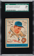 Baseball Cards:Singles (1930-1939), 1938 Goudey Charlie Gehringer #265 SGC 88 NM/MT 8 - Pop two, NoneHigher! ...