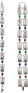 Estate Jewelry:Bracelets, Diamond, Multi-Stone, Platinum, White Gold Bracelets. ...