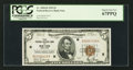 Small Size:Federal Reserve Bank Notes, Fr. 1850-B $5 1929 Federal Reserve Bank Note. PCGS Superb Gem New 67PPQ.. ...
