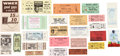 Music Memorabilia:Tickets, Soul, Blues, and R&B Concert Ticket Group (1935-80).... (Total:22 Items)